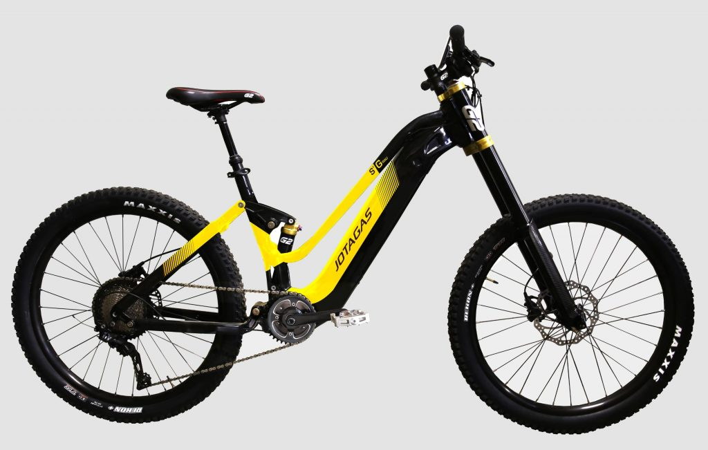 Ebike - Black - Ladies